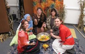 International Dinner Activity
