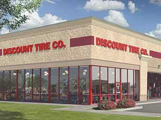 Working at Discount Tire